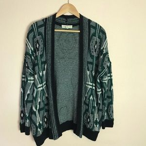 Urban Outfitters Staring at Stars diamond cardigan